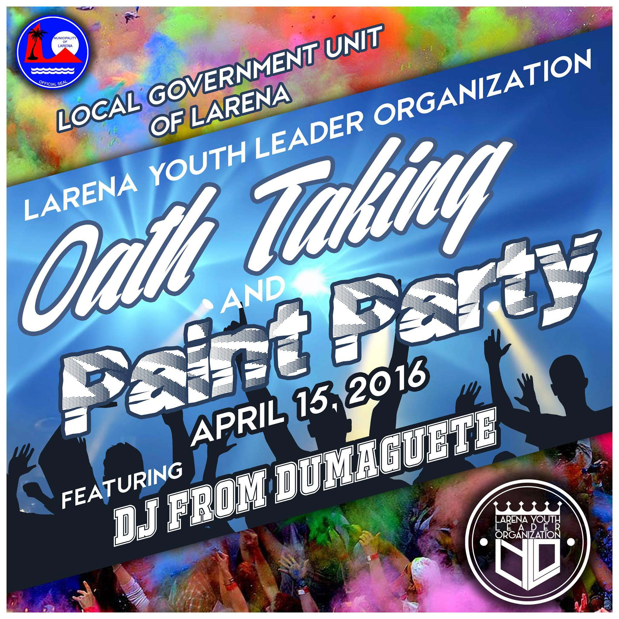 larena-youth-leader-organization-oath-taking-and-paint-party