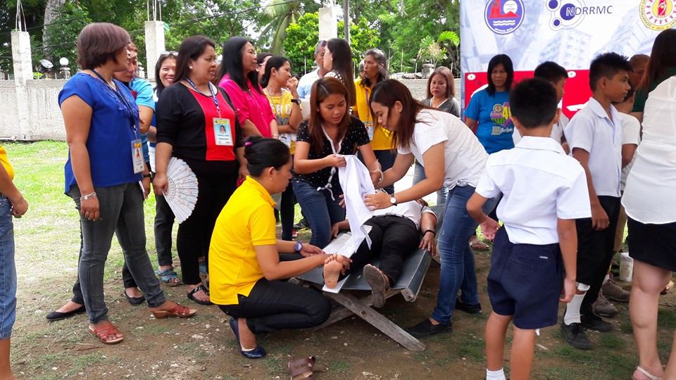 larena-joins-the-3rd-quarter-nationwide-simultaneous-earthquake-drill
