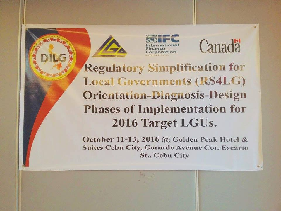 orientation-workshop-on-the-implementation-of-the-regulatory-simplification-for-local-governments